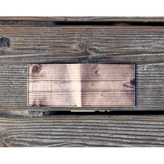 Dynomighty Tyvek Billfold - Wood