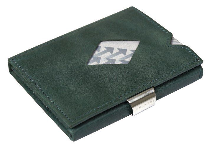 Exentri Wallet Emerald Green