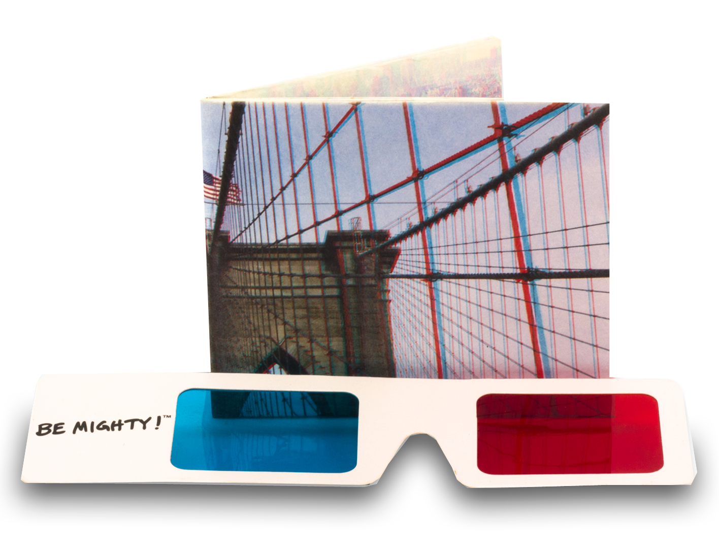 Mighty Wallet 3D Bridge