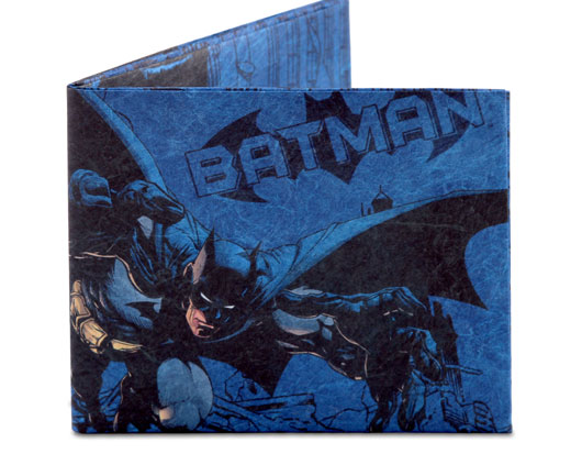 Mighty Wallet Batman In Action