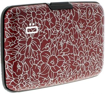 Ögon Card Case Flowers