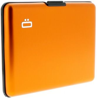 Ögon Card Case Large Oranje